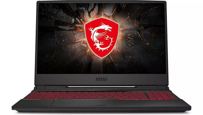 MSI GL65 9SD-213IT