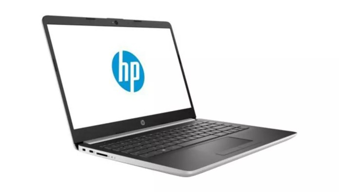 HP 14-cf0051nf Argent - SSD