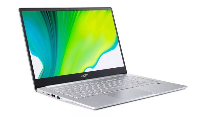 Acer Swift 3 SF314-42-R30P Argent
