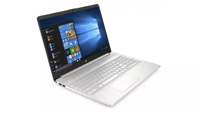 HP 15s-eq0070nf Argent
