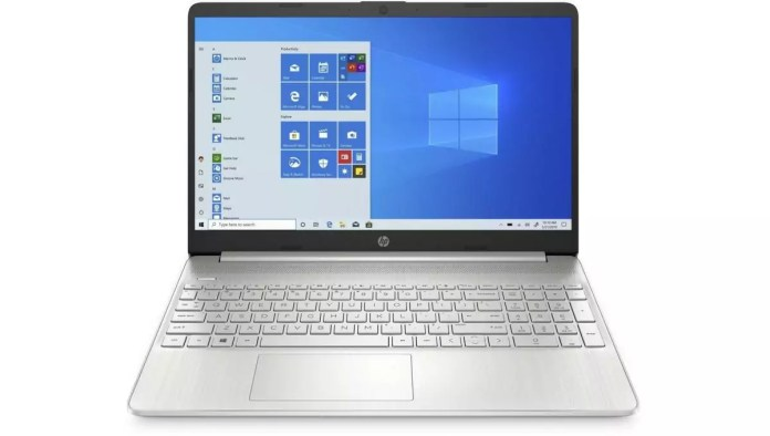 HP 15s-fq1052nf Argent - SSD