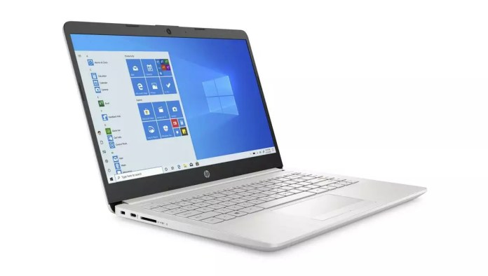 HP 14-cf3014nf Argent