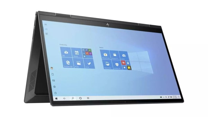 HP Envy x360 15-ee0004nf Argent