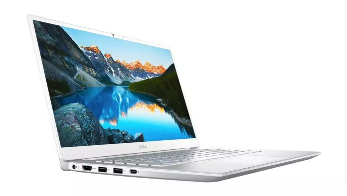 Dell Inspiron 14 5490 Argent
