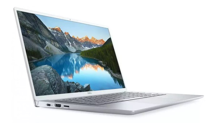 Dell Inspiron 14 7490 Argent