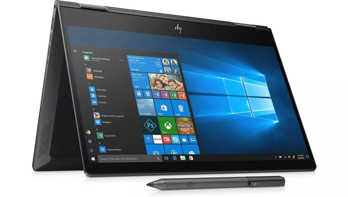 Hp 13-ar0002ne envy laptop