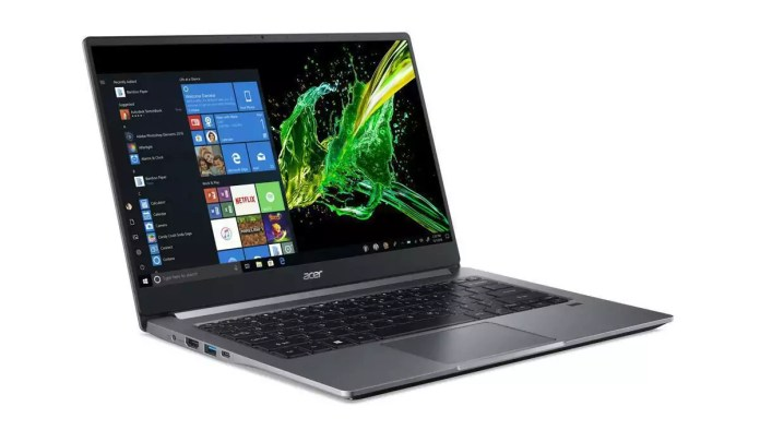 Acer Swift 3 SF314-57G-774N Argent