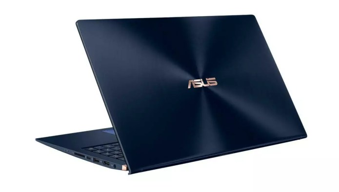 The  ZenBook UX534FT-AA318T Bleu – – Core i7-10510U from Asus : perfect for multimedia use