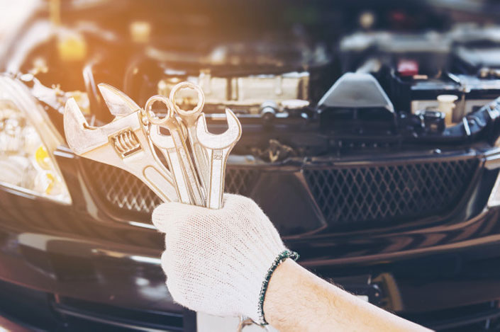 Option1 Auto Hand Holding Wrenches