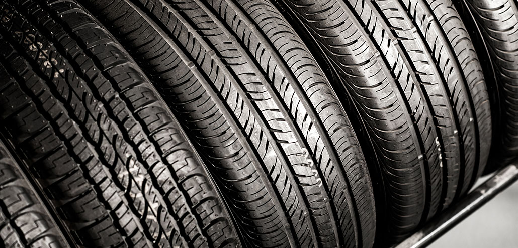 Option1 Auto Row of Tires