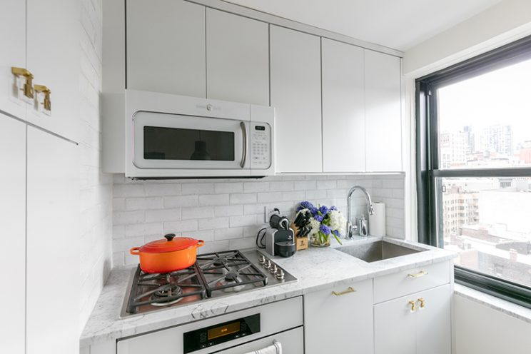 revamped small Chelsea co-op
