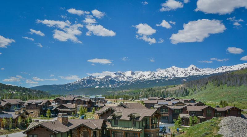 The Shores Meriwether Colorado new homes