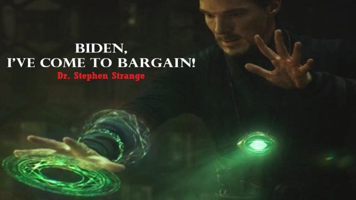 Biden's Bargain.