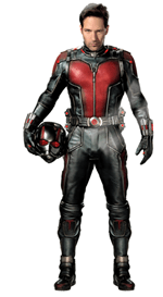Ant Man to the Quantum Vertical Spreads realm