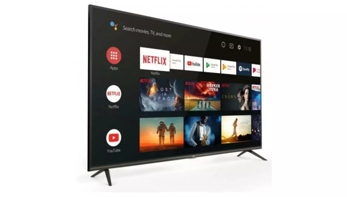 Television set TCL 50EP644 : new reference Direct-LED ?