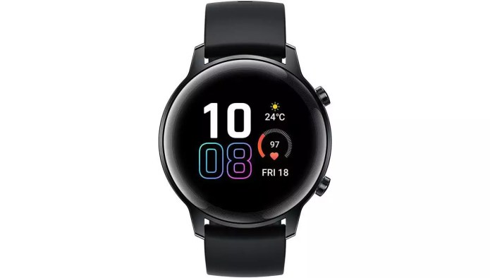 Analysis and handling of the magicwatch 2 from Honor.