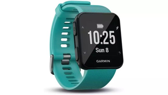 Analysis and handling of the Forerunner 30 from Garmin.