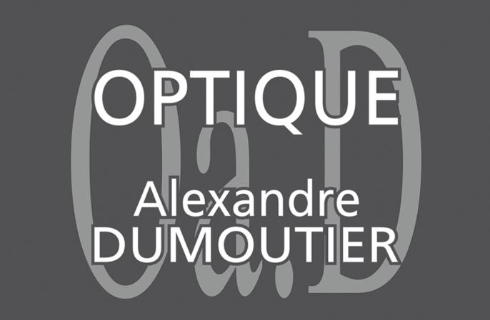 Logo Optique Alexandre Dumoutier