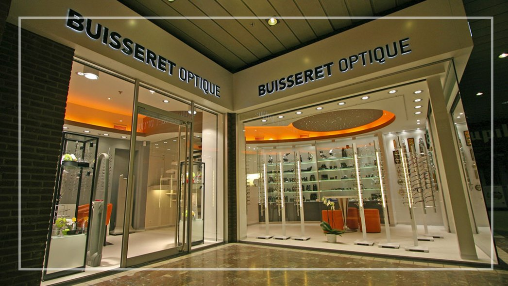 optique buisseret opticiens liège
