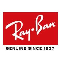 lunettes rayban logo