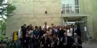 Eskişehir osmangazi üniversitesi sağlık hizmetleri myo ziyareti
