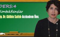 Kontaktlensler/ Op.Dr. Gülbin Saltık