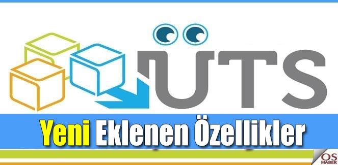 "ÜTS ""UTS-v7.15.0"" sürümü yayımlandı"