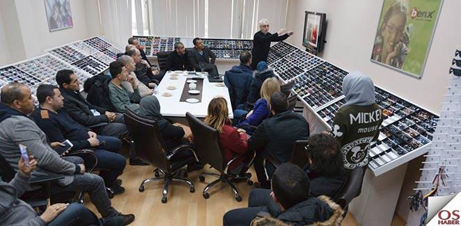 Mercan Optik, Kuzey Afrika'dan gelen temsilcilerini İstanbul'da ağırladı