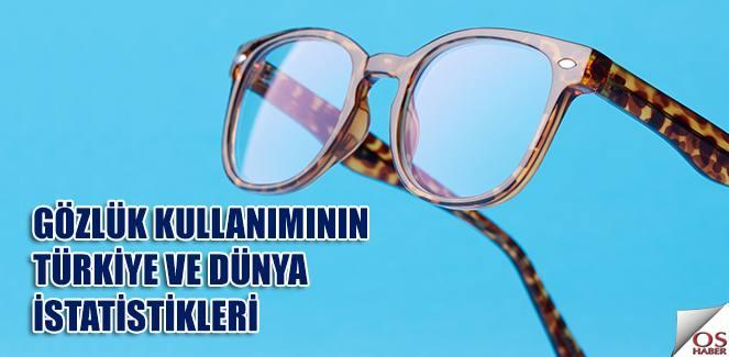 En çok hangi millet gözlük kullanıyor?