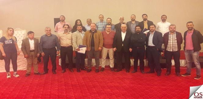 Doğu Anadolu bölgesi bilgilendirme toplantısı gerçekleştirildi.