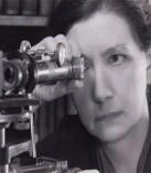 İlk optik kadını!