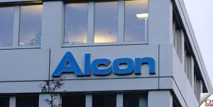 Alcon şirketi görücüye çıktı