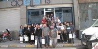Optisyenlik programı öğrencileri cam fabrikasını ziyaret etti