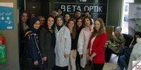 Beta Optik – NOVAX, Eğitim Buluşmaları !