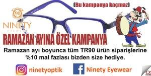 Ninety Optik (Ramazan ayı kampanyası)