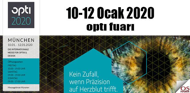 'Opti' 2020 için hazırlanıyor!