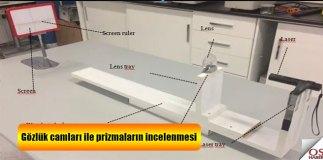 Okan Üniversitesi'nde Gözlük Kullanılarak Fizik Deney Seti Tasarlandı