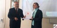 """""""Türkiye de Optisyenlik"""" konferansı yapıldı"""