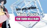 Ertelenen Mido Optik Fuarı yeni tarihini duyurdu