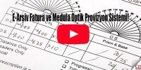 E-Arşiv Fatura ve Medula Optik Provizyon Sistemi!