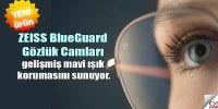 """Yeni """"ZEISS BlueGuard"""" mavi ışık koruması"""