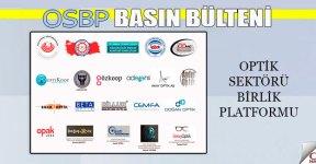 OSBP Basın bülteni