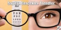 Uluslararası gözlük pazar payı