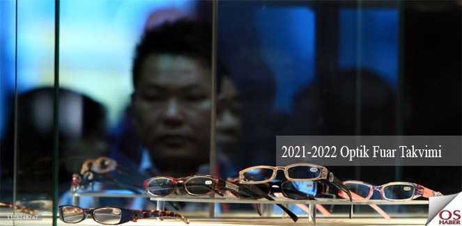 2021-2022 Fuar Takvimi
