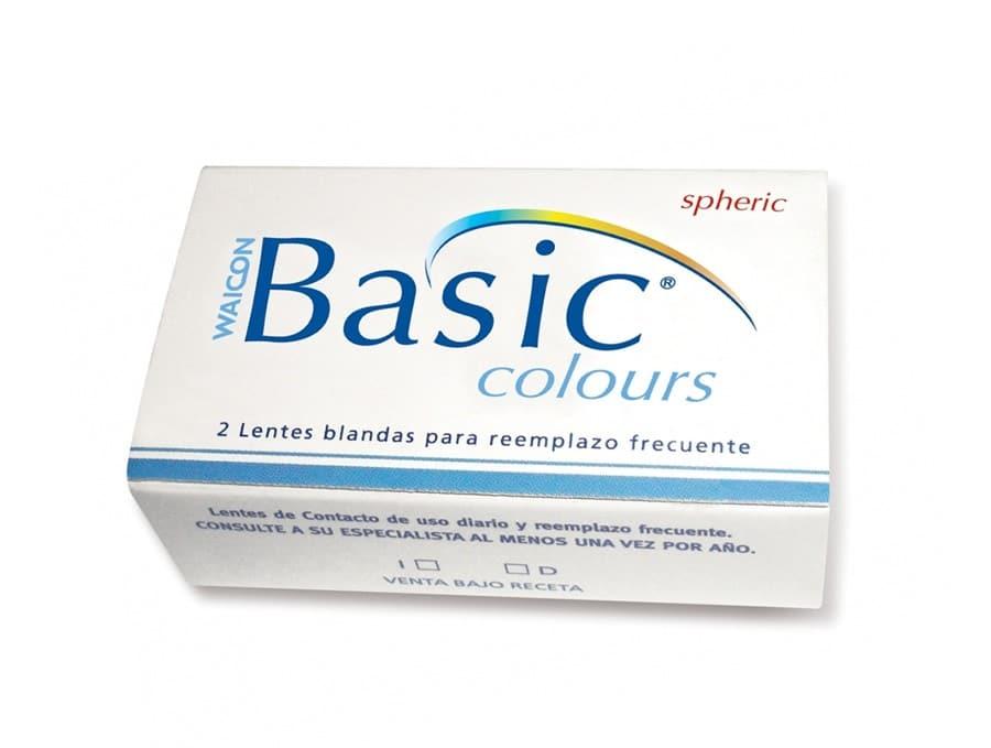 45b9c39724e89 basic Lentes de Contacto Basic Colours descartables + Obsequio! Óptica en  Córdoba