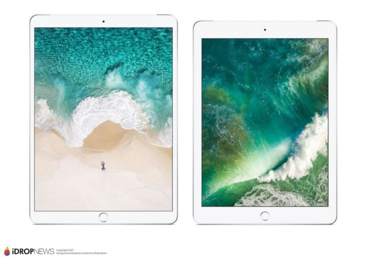 Possible design of the new iPad Pro