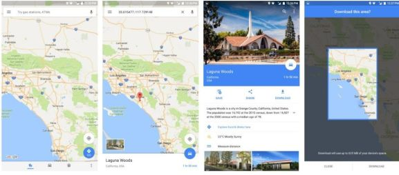 Steps to Use Google Maps Offline Without Internet Connectivity