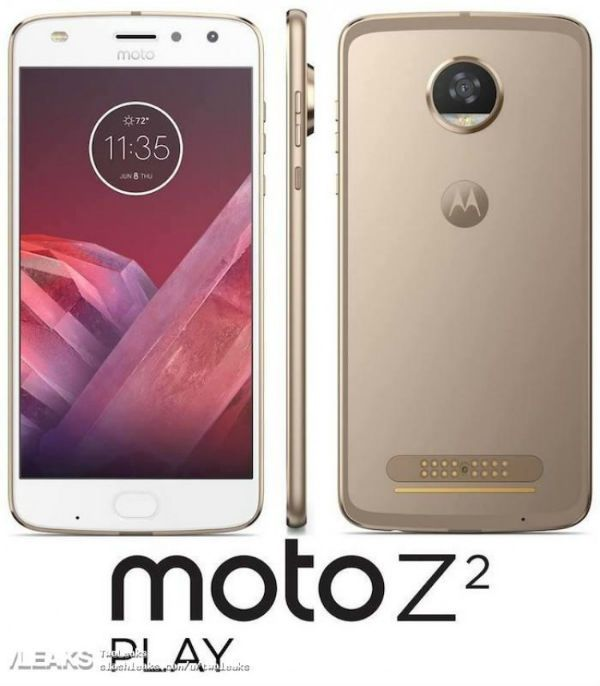 Moto Z2 Play New Specifications With Performance Tests