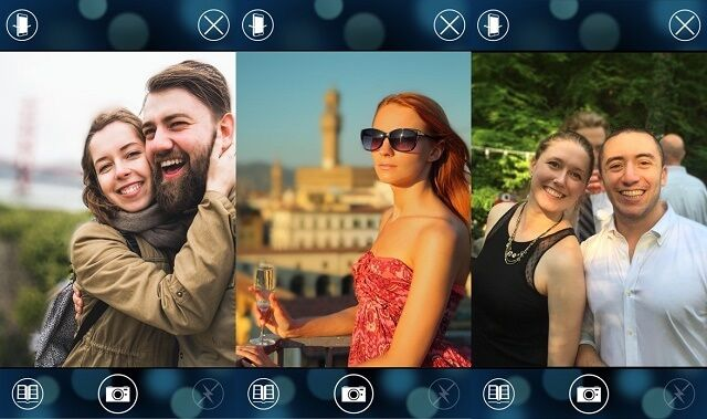 How to capture in portrait mode in iPhone