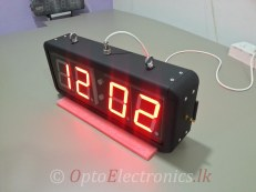 Precision Double Side Digital Clocks - Wireless